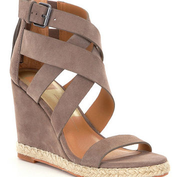 Dolce Vita Kova Wedge Sandals | Dillards