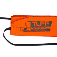Orange Crush Wrist Wrap Support