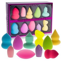Premium Makeup Beauty Sponge Blender Puff SET