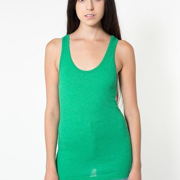 bb408w - Unisex Poly-Cotton Tank