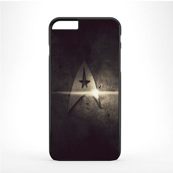 Gold Star Trek Logo Light Iphone 6 Plus | 6s Plus Case