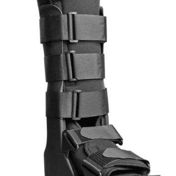 XcelTrax™ Tall Walker Boot Hook and Loop Strap Closure Men's / Women's Size Left or Right Foot