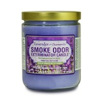 Lavender Smoke Odor Candle