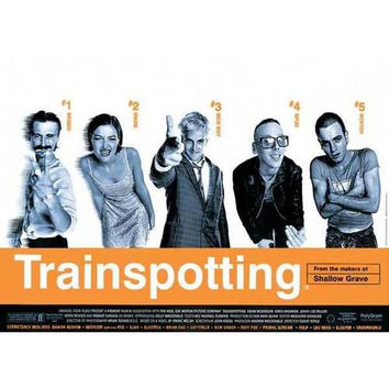 Trainspotting - Line Up