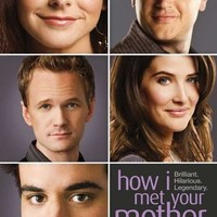 How I Met Your Mother - Movie Poster - 11 x 17 Inch (28cm x 44cm)
