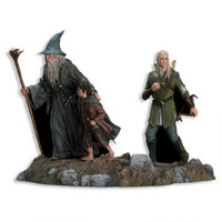 The Lord of the Rings Fellowship of the Ring - Figure Set 1 by Weta |