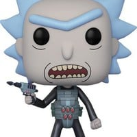Rick & Morty | Prison Break Rick POP! VINYL