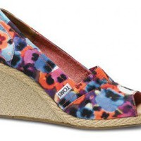 Oahu Women's Sustainable Wedges | TOMS.com