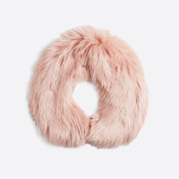 Faux Fur Collar | Ann Taylor