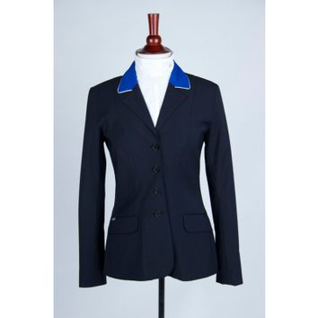Winston Exclusive Navy - Royal Collar - Dressage - Show Coats