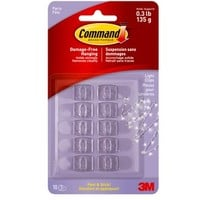 Command™ Party Light Clips