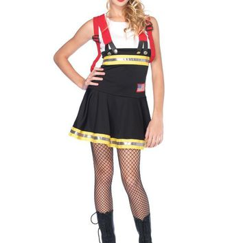 Sweetheart Firefighter Jr M/l Women's Costume