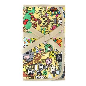 tokidoki x Ju-Ju-Be® Changing Pad in Animalini