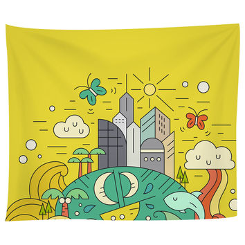 Vacation Tapestry
