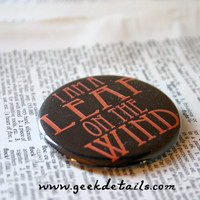 I Am A Leaf On The Wind Firefly Television Show by geekdetails