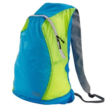 ElectroLight Backpack Bright Blue-Neon Lemon