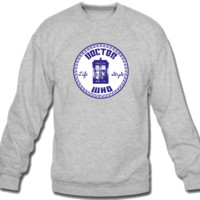 Doctor Who Sweatshirt Crew