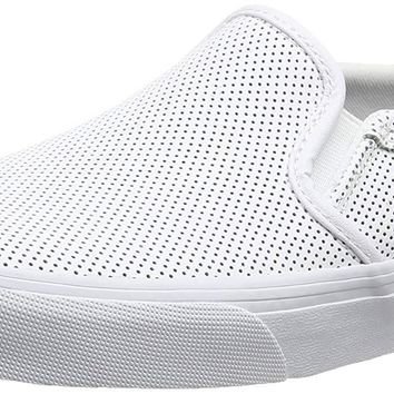 Vans Womens Asher Low Top Slip On Fashion Sneakers