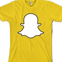 Snapchat Basic Ghost Shirt | Snapshirts |