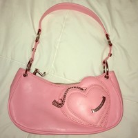 Authentic juicy couture handbag (genuine leather)