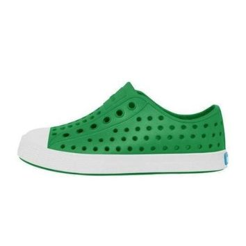 Native Giant Green Shoes