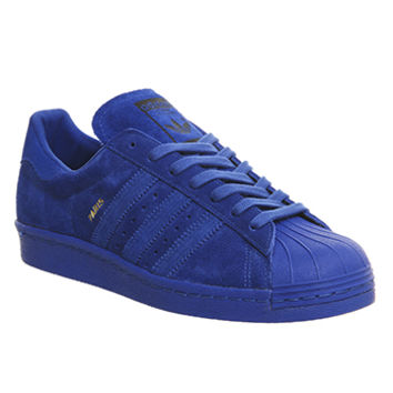 Adidas Superstar 80s City Pack Blue Paris - Unisex Sports
