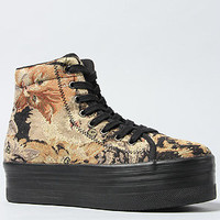 Jeffrey Campbell The HIYA Sneaker in Cat Tapestry : Karmaloop.com - Global Concrete Culture