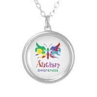 Butterfly Autism Awareness from Zazzle.com