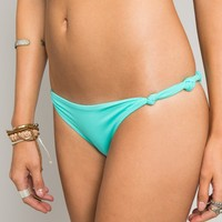 FASHION SOLIDS KNOT BOTTOMS