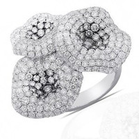 Blount Jewels 6.82 ct Diamond Fashion And Cocktail Ring
