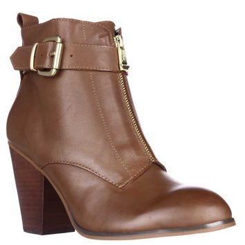 Report Signature Onabel Ankle Boots - Dark Tan