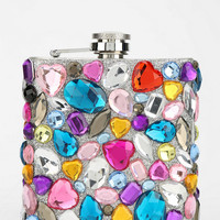 Gemstone Flask - Urban Outfitters