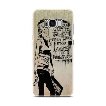 Banksy Art Samsung Galaxy S8 | Galaxy S8 Plus Case