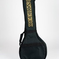 Deering Deluxe Padded Open Back Banjo Gig Bag