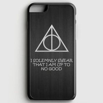 I Solemnly Swear That I Am Harry Potter iPhone 7 Case