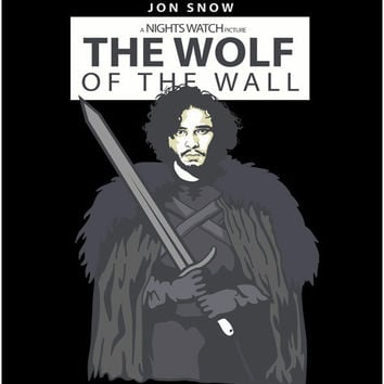 The Wolf of the Wall
