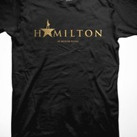Hamilton Title T-Shirt | Apparel | broadwaymerchandiseshop.com