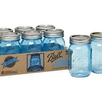 Ball® Heritage Collection Pint Jar 6-pc/1-pt by Ball® at Fresh Preserving Store