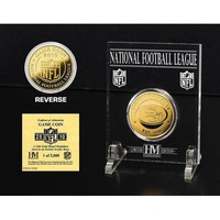 San Francisco 49ers 24KT Gold Game Coin