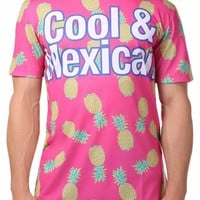 Spenglish Pink Cool Mexico Tee