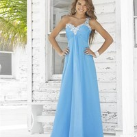 Blush 9373 at Prom Dress Shop