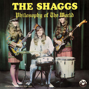 Shaggs - Philosophy Of The World (LP)