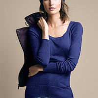 High-low Sweater - Victoria's Secret