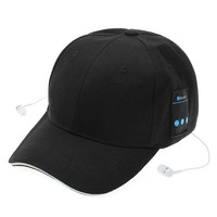 Bluetooth Baseball Cap Bluetooth Canvas Hat Wireless Music Speaker Music Headset Headphones Wireless Hands free Music Speak Cap