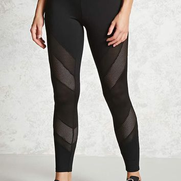 Active Paneled Leggings