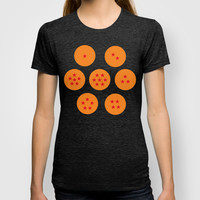 Dragon balls ( Dragon Ball Z) T-shirt by TxzDesign