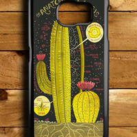 Anatomy Of A Cactus Samsung Galaxy S6 Case