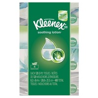 Kleenex Soothing Lotion Facial Tissue - 480ct