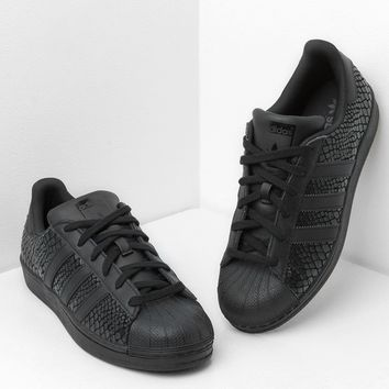 adidas Superstar Sneakers in Black