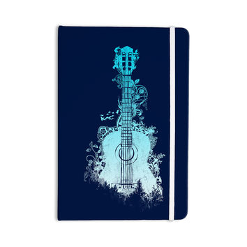 "Frederic Levy-Hadida ""Nature Tune - Blue"" Aqua Music Everything Notebook"